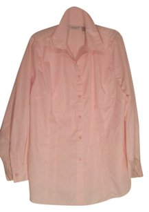 White Stag Button Down Shirt light pink