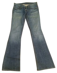 William Rast Boot Cut Flare Boot Cut Pants Blue