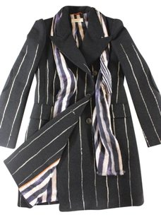 Wunderkind 42 It Striped Dh Coat