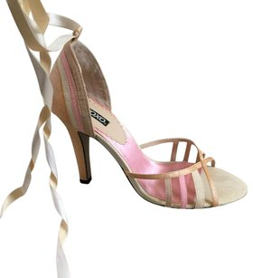 XOXO Pink / Tan / Beige Formal