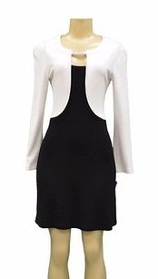 Yoana Baraschi Blackwhite Dress