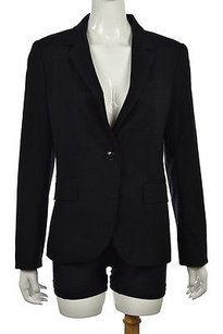 Zara Zara Basic Womens Black Blazer Wtw Career Solid Career Jacket