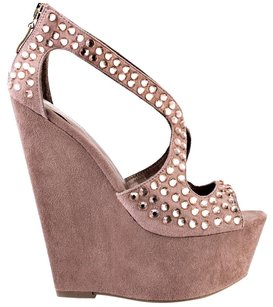 ZIGI NEW YORK Pink Wedges