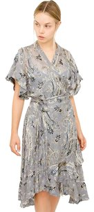 ZIMMERMANN Grey Havoc Dress