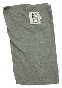 Zoe Karssen T Shirt Grey